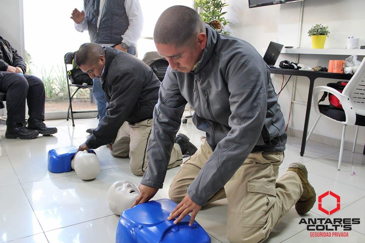 Antares Colts | Seguridad Privada